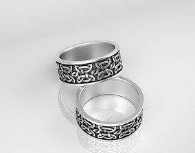 Celtic Ring print model