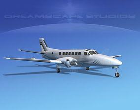 Beechcraft B99 Corporate 2 3D model