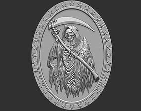 Grim Reaper 3D printable model