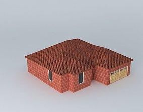 3D Basic House