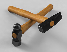 3D model Woodcraft Hammers