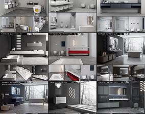 3D model Bathroom furniture collection Antonio Lupi 9 1