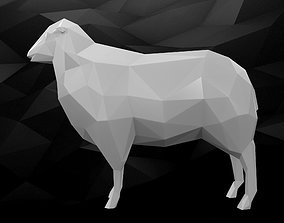 3D Printable model of Sheep