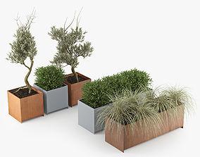 3D Planterworx - RANCH TRUE SQUARE