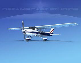 3D model Cessna C152 Aerobat V03