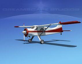 Dehaviland DH-2 Beaver SL11 3D model
