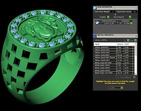 Ring model 387 3D