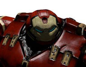 3D Hulkbuster from Avengers 2