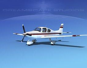 3D Cirrus SR22 V13