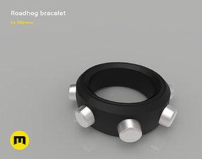 Roadhog bracelet - 3D print model