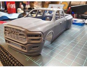 Dodge Ram 3500 2020 Body For Print