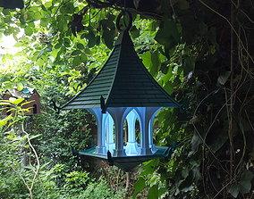 3D printable model Light Bird Temple