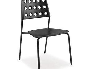3D Emu Shot Chair