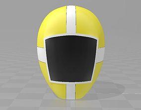 3D print model Power Rangers KyuuKyuu Sentai GoGoFive 1