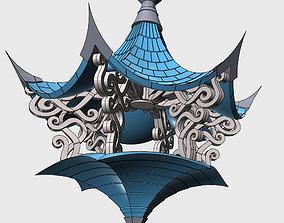 Air Temple 3D print model