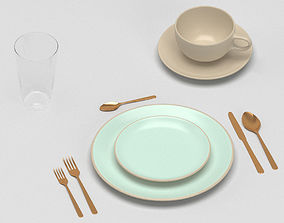 3D model Tableware-05