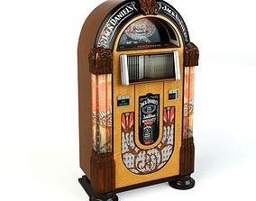 3D Classic Musical Jukebox