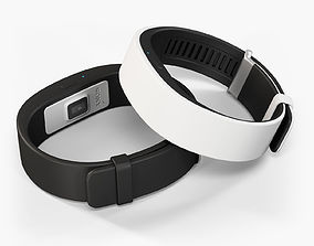 Sony SmartBand 2 3D model game-ready