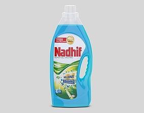 3D model Nadhif bottle