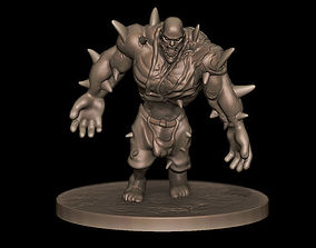 Zombiecide - Abomination 3D printable model