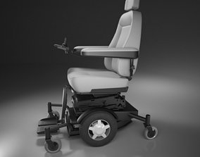 Wheelchair Motorised 3D