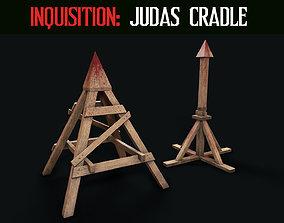 Inquisition - Judas Cradle 3D asset