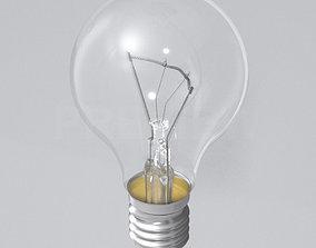 light Light Bulb 3D