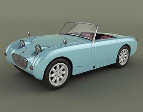 Austin-Healey Sprite Mk1 3D model