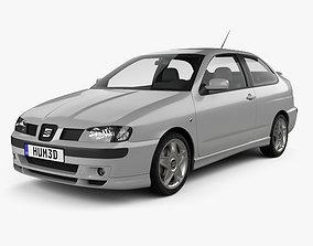 Seat Cordoba Cupra 2000 3D model