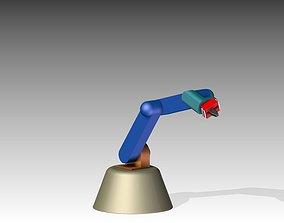 roboarm 3D model