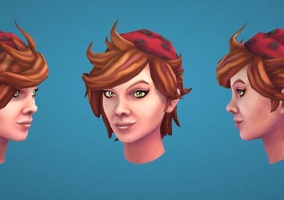 Art test head