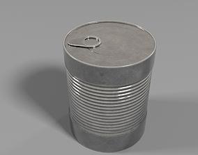 Tinned goods 3D model