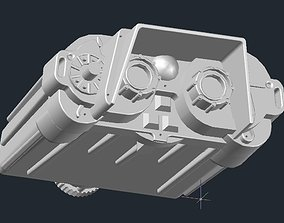 Star Wars electrobinoculars 3D print model