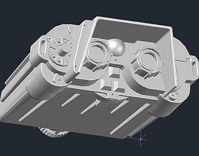 Star Wars electrobinoculars 3D printable model