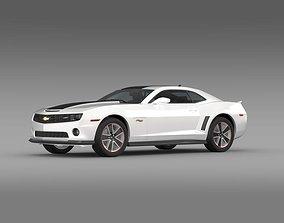 Chevrolet Camaro 2013 HotWheels 3D model
