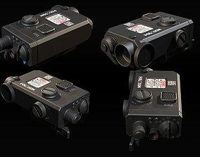 3D asset Laser Sight
