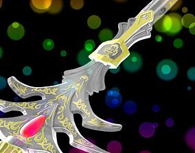 3D Oath of Death Sword