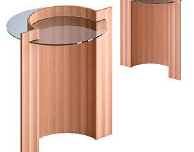 Sukrachand Coved Torus table 3D model
