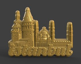 3D print model Istanbul