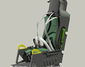 ACES II Ejection Seat 3D