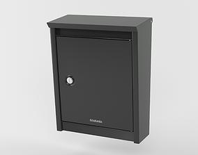 3D model Brabantia B110 mailbox