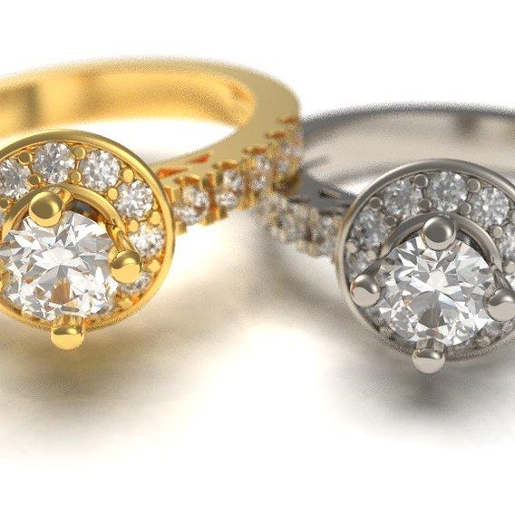 Beautyfull diamond rind