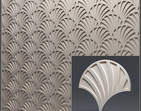 Gypsum 3D panel 42