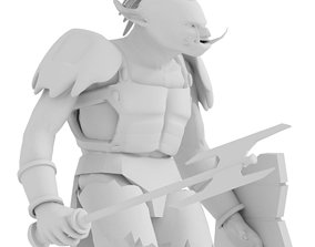 3D print model Dungeons and Dragons Miniature Troll