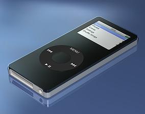 MP3 Music Player 3D