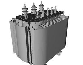 3D print model transformer TMG 400