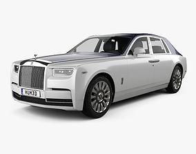 3D Rolls-Royce Phantom 2018