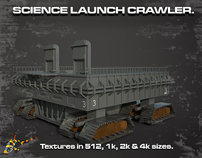3D model SCIENCE LAUNCH CRAWLER