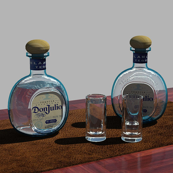 The whitest Tequila from 1942... Don Julio Blanco
