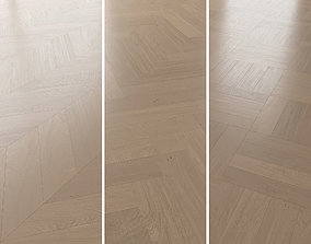 3D Parquet Oak Canna Brushed set 4